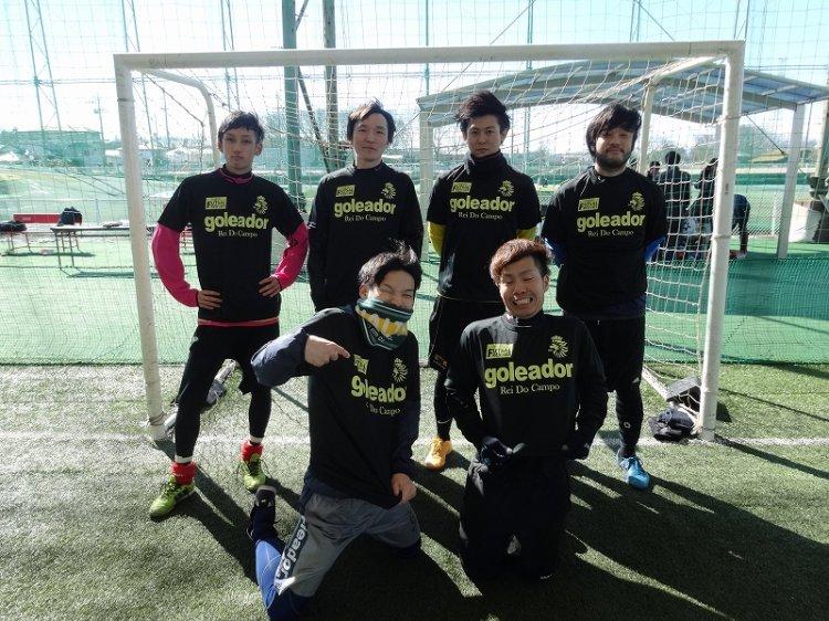 「KFR×goleador CUP」 ファースト1クラス