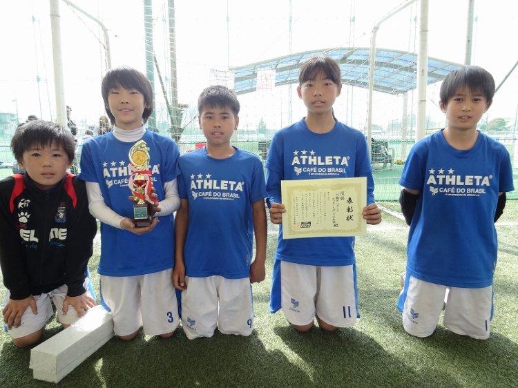 Kawagoe U-12 Graduation Cup