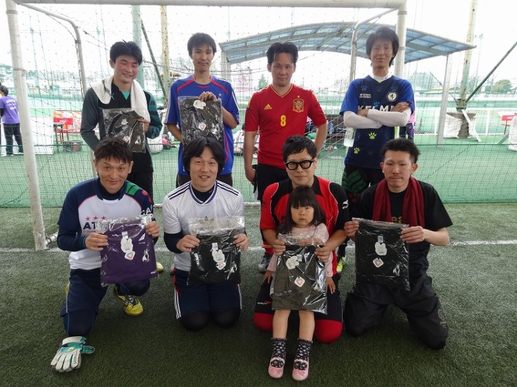 「Soccer junky CUP」 エコノミークラス