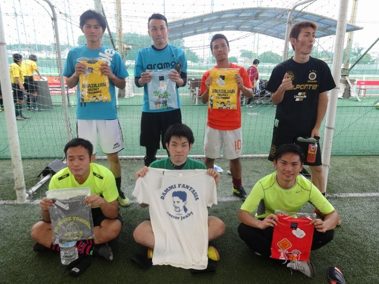 「soccer junky CUP」 ファースト1クラス大会