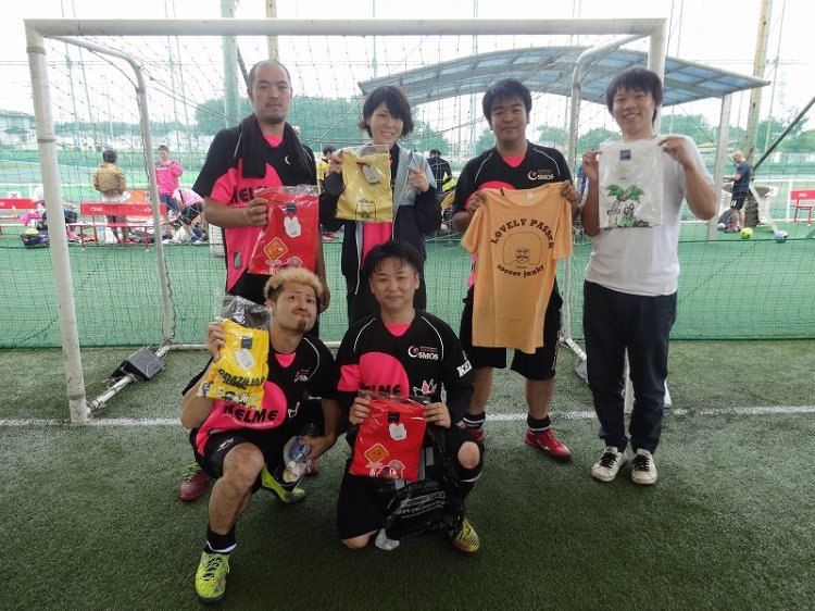「soccer junky CUP」 エコノミークラス大会