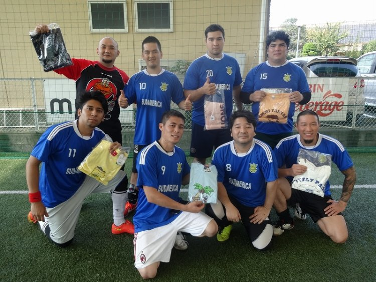 「soccer junky CUP」 ファースト2クラス大会
