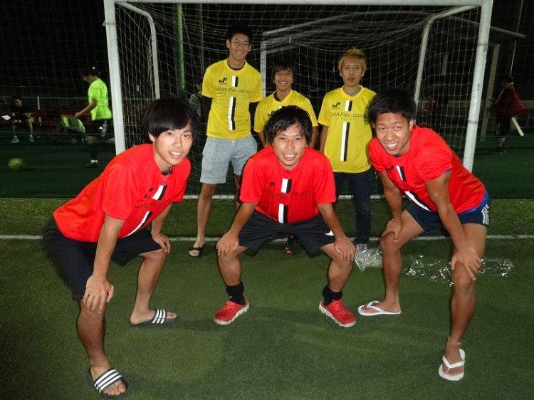 「SAMURAI JAPAN CUP」 ナイトマッチ エンジョイクラス