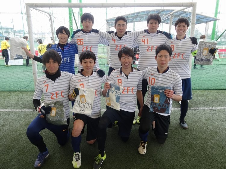 「soccer junky CUP」 エコノミー1クラス大会
