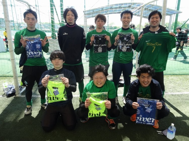 「viver CUP」 ファースト2クラス大会