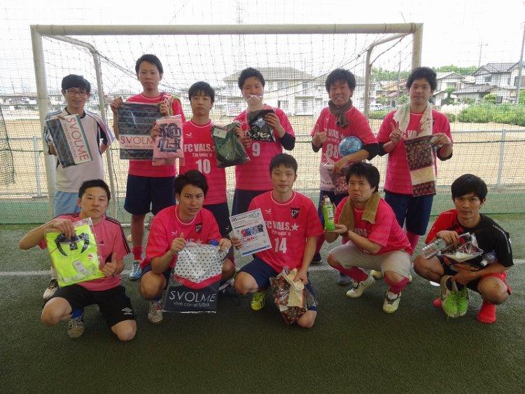 登録チーム限定大会「フェスタ川越」 エコノミー2クラス大会