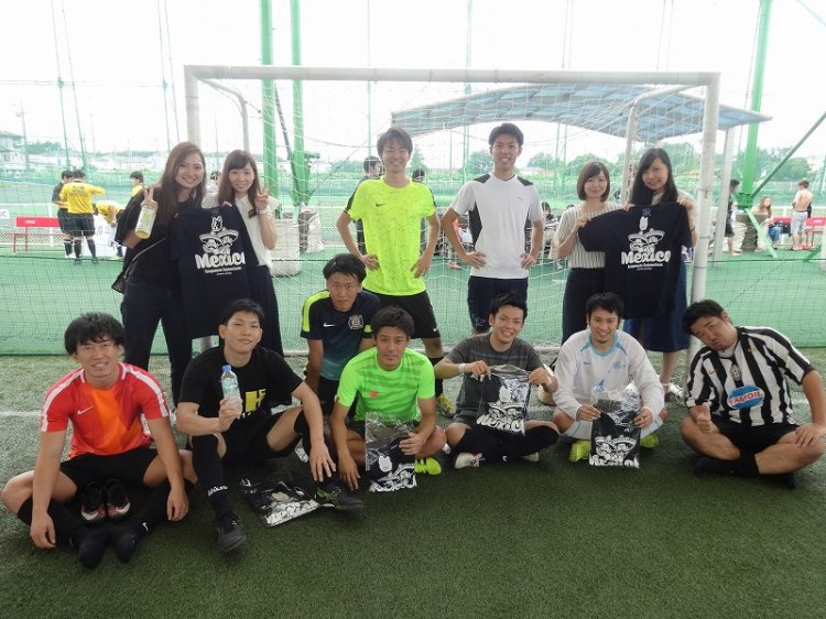 「soccer junky CUP」ファースト1クラス大会