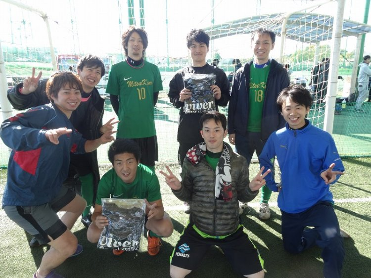 「viver CUP」 ファースト1クラス大会