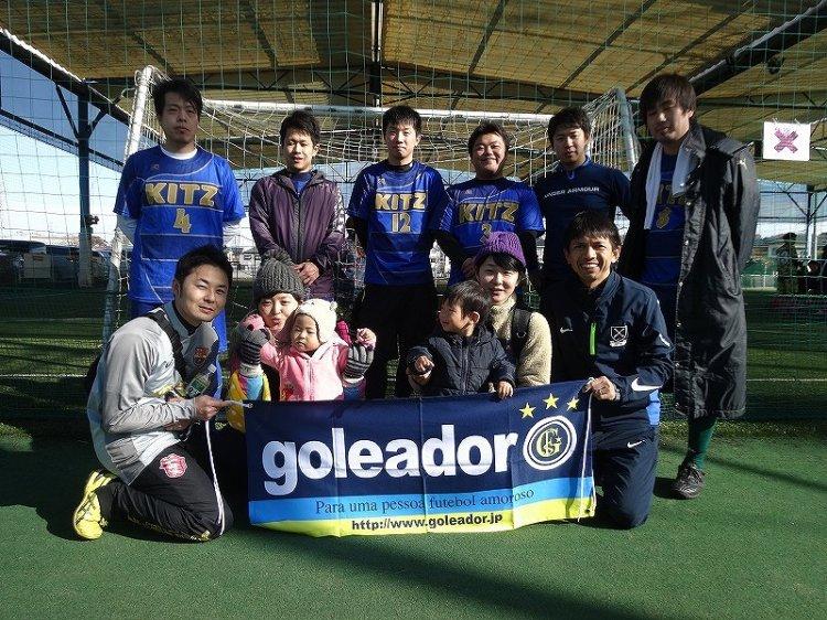 「goleador CUP」 エコノミー1クラス大会
