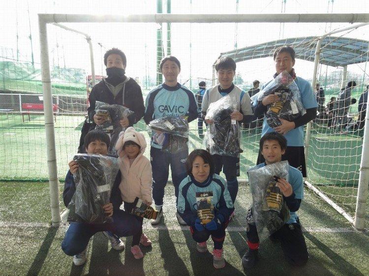 登録チーム限定大会「フェスタ川越」 エコノミー1クラス大会