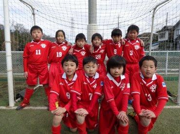 3位 - 第3位 川越パンサーサッカー少年団
