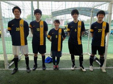 3位 - 3位 FC TEMPESTA