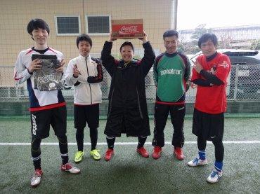 下位トーナメント優勝 FC Moco