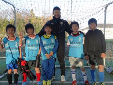 R`sジュニアサッカースクールA