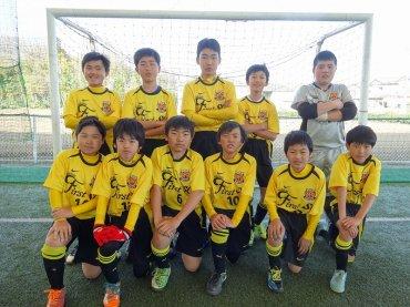 第7位 川越ファーストサッカー少年団