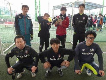 準優勝 - 準優勝 ohana FC