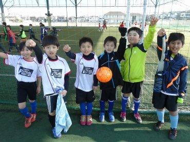 R`sジュニアサッカースクール