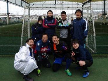 準優勝 - 準優勝 FC.ラ・マンwithふじっち