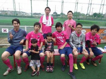 準優勝 - 準優勝 FC.VALS.☆